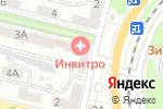 Схема проезда до компании Транзит-ДВ в Находке