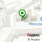 Местоположение компании Ризалит
