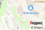 Схема проезда до компании Контакт Плюс в Находке