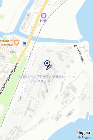 Принтко на карте Находки