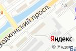 Схема проезда до компании Новая в Находке