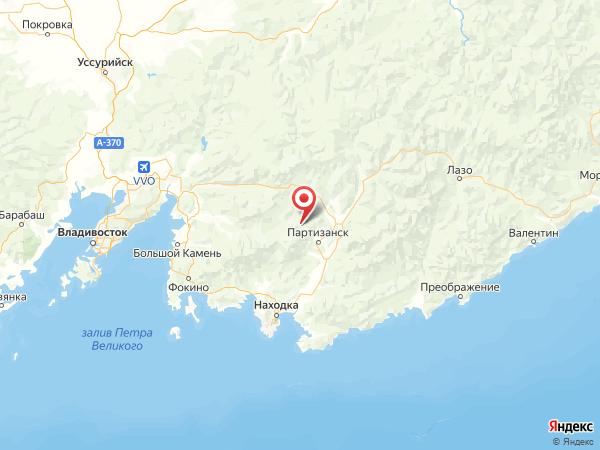 поселок при разъезде Красноармейский на карте