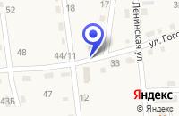 Схема проезда до компании ФИЛИАЛ ПРИМСНАБКОНТРАКТ в Анучино