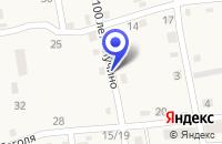 Схема проезда до компании ОХОТНИЧЬЕ ХОЗЯЙСТВО АНУЧИНСКОЕ в Анучино