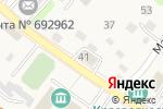 Схема проезда до компании Золотая долина во Владимиро-Александровском