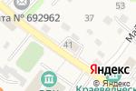 Схема проезда до компании Центральная районная аптека №22, МУП во Владимиро-Александровском