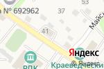 Схема проезда до компании Администрация Владимиро-Александровского сельского поселения во Владимиро-Александровском