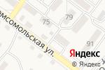 Схема проезда до компании Корсар во Владимиро-Александровском