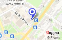Схема проезда до компании ТОРГОВЫЙ ЦЕНТР В-ЛАЗЕР в Партизанске