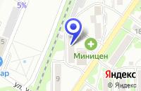 Схема проезда до компании РЕМБЫТТЕХНИКА в Арсеньеве