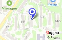 Схема проезда до компании МПКП БРИГ в Арсеньеве