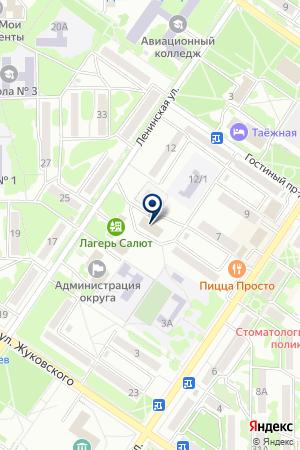 АРСЕНЬЕВСКОЕ ОТДЕЛЕНИЕ №7718 ДАЛЬНЕВОСТОЧНЫЙ БАНК на карте Арсеньева
