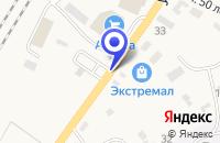 Схема проезда до компании МАГАЗИН ФОРТУНА в Лесозаводске