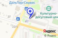 Схема проезда до компании МАГАЗИН №19 КНИГИ в Лесозаводске