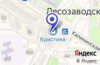 Схема проезда до компании ВСЕРОССИЙСКОЕ ОБЩЕСТВО ИНВАЛИДОВ ГОРОДСКОЕ в Лесозаводске