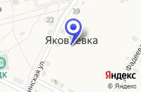Схема проезда до компании ДЕТСКИЙ ДОМ в Лазо
