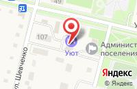 Схема проезда до компании Адамант в Ильинском