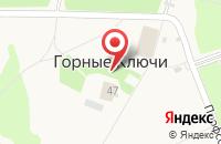 Схема проезда до компании САНАТОРИЙ ЖЕМЧУЖИНА в Кировском