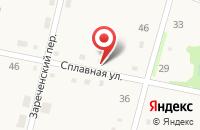 Схема проезда до компании ВОДОЗАБОР в Кировском