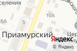 Схема проезда до компании Тополек в Приамурском