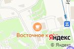 Схема проезда до компании Золотой Фазан в Краснореченском