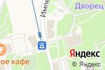 Схема проезда до компании Фаворит в Краснореченском