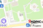 Схема проезда до компании ШИША Lounge в Краснореченском