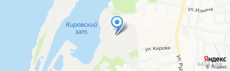 ДальХабДизель на карте Хабаровска