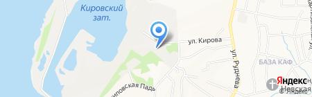 Лекси-ДВ ГК на карте Хабаровска