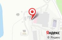 Схема проезда до компании Гермес в Хабаровске
