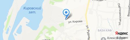 Vita-Clinic на карте Хабаровска