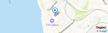 Военный комиссариат Хабаровского края на карте Хабаровска
