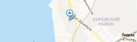 Овл-центр на карте Хабаровска