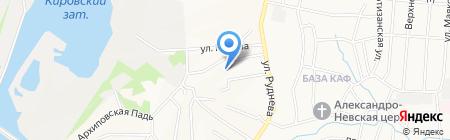 ИФНС на карте Хабаровска