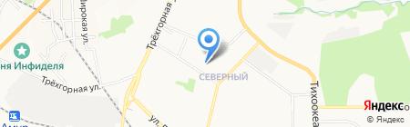 UMAI SUSHI на карте Хабаровска