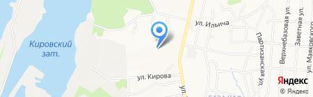 Дальневосточный Энергетический Союз на карте Хабаровска