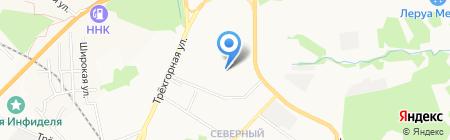 Бифидум на карте Хабаровска