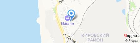 Хайтед компания по продаже на карте Хабаровска
