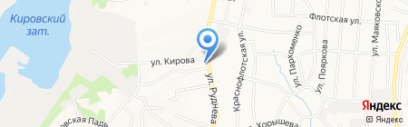 Хабаровсктрансагентство на карте Хабаровска