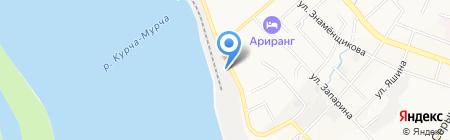 Металлоцентр на карте Хабаровска