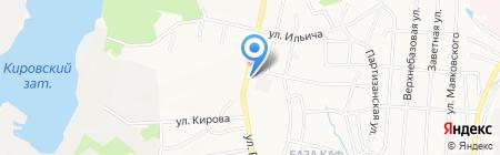 Пивной погребок на карте Хабаровска