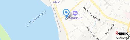ПромМонтаж на карте Хабаровска