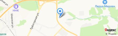 Отличные Наличные-Хабаровск на карте Хабаровска