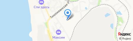Art Glass на карте Хабаровска