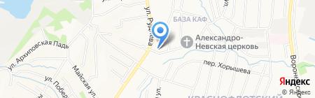 Центр развития бокса на карте Хабаровска