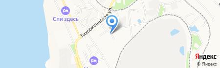 Интеграл Металл на карте Хабаровска