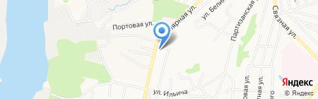 МЭО ГИБДД на карте Хабаровска