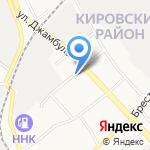 Детская поликлиника на карте Хабаровска