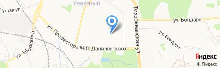 Банкомат МТС Банк на карте Хабаровска