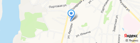 Сеть ателье на карте Хабаровска